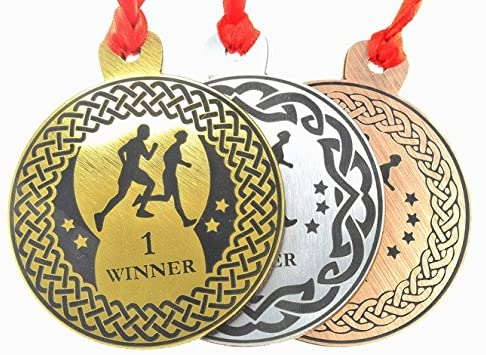 Medallas Personalizadas